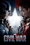 Captain America - Civil War 2016 - 720p - BRRip - 6CH - 1 1GB - GoenWae