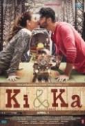 Ki & Ka 2016 720p BRRip x264 Hindi AAC