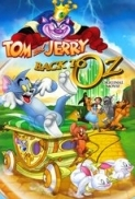 Tom and Jerry Back to Oz 2016 DVDRip XviD-CrackNetApps